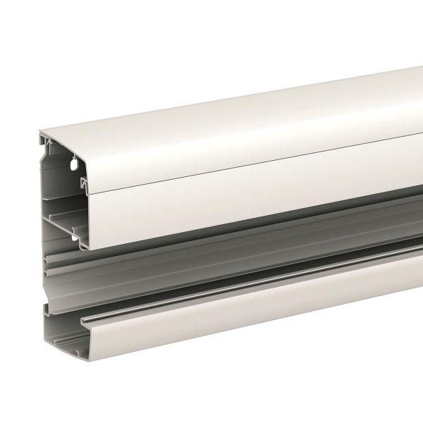 Schneider Electric INS13400 Kanalunderdel 140 x 63 x 2500 mm Hvit