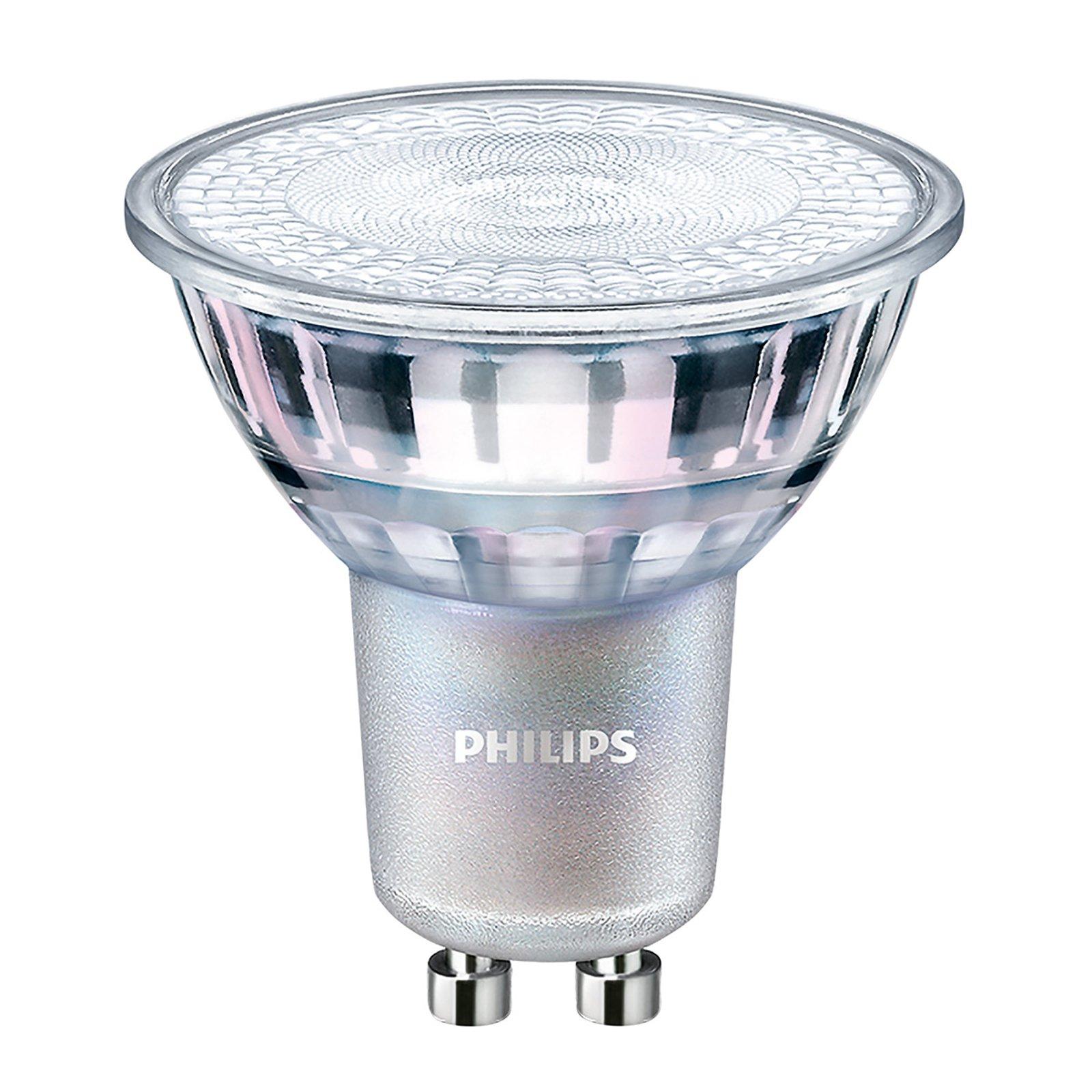 LED-reflektor GU10 4,9 W Master Value 927