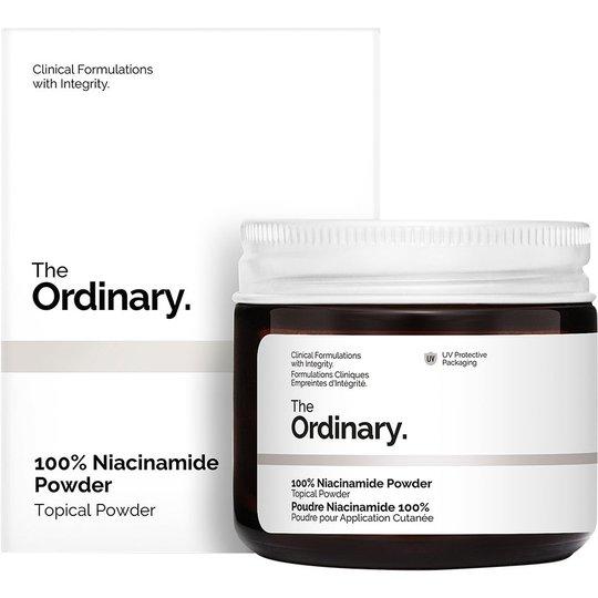 100% Niacinamide Powder, 20 g The Ordinary Seerumit & öljyt