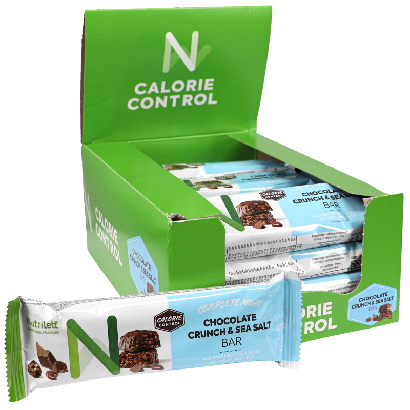 Mealbar Seasalt & Chocolate Crunch 20-pack - 33% rabatt