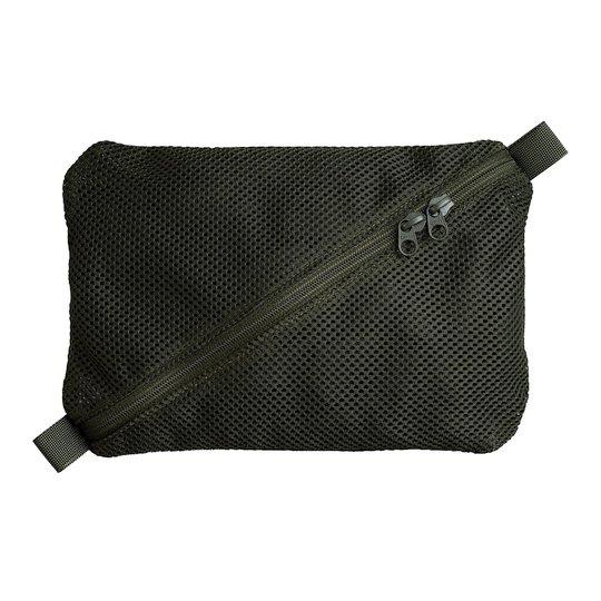 Savotta Trinket Pouch Hook Back påse, grön 20x30 cm