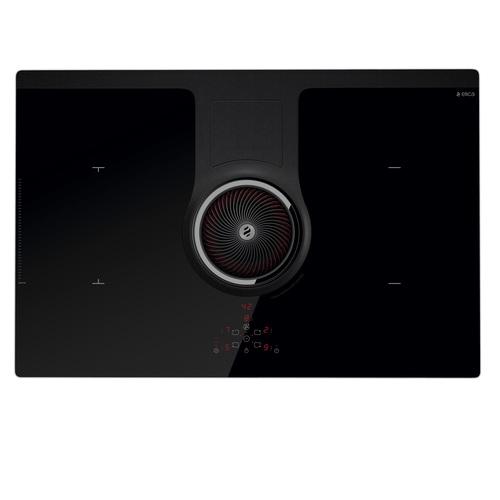 Eico-4706 Nikolatesla Bl/f Mix Spishäll Med Inbyggd Köksfläkt - Svart/glas