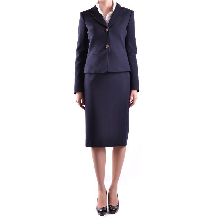 Armani Jeans Women's Dress Blue 160784 - blue 44
