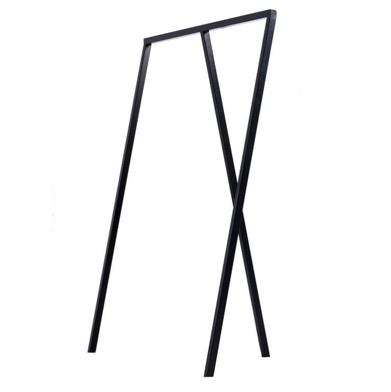 HAY - Loop Stand Wardrobe Black