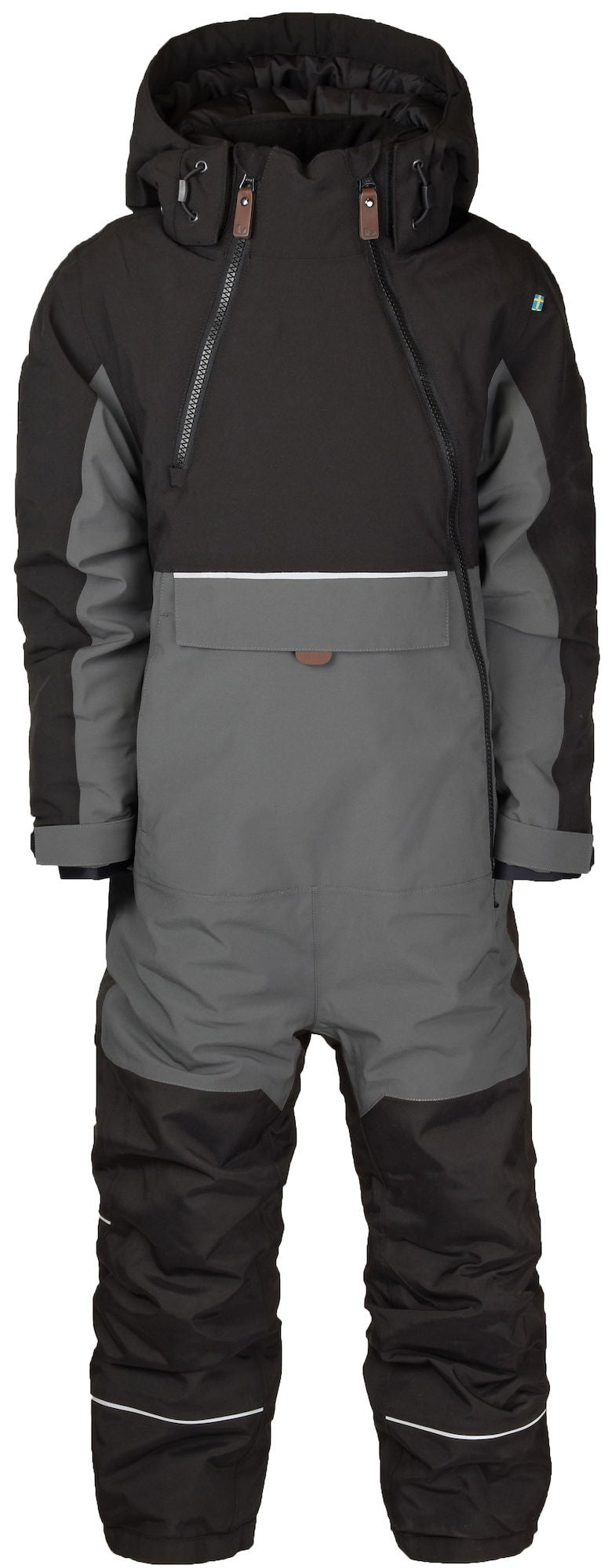 Lindberg Anorak Overall, Grey, 80