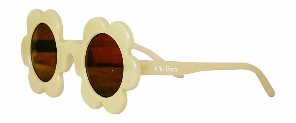 Elle Porte - Kids Sunglasses - Bellis, Lemonade (39LEMONADE)