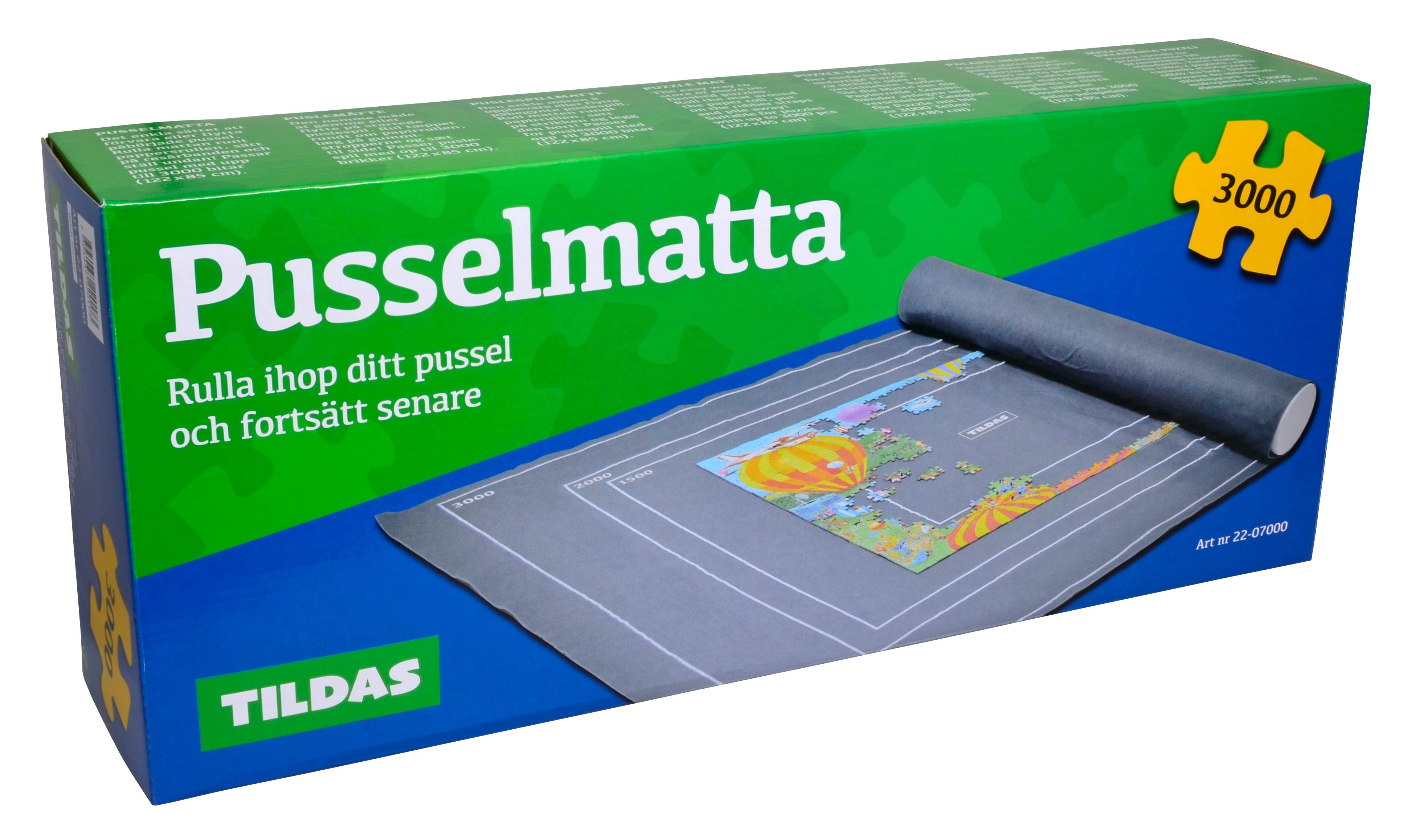 Jigsaw Roll Up Puzzle Storage Mat - 500-3000 pc (22-07000)