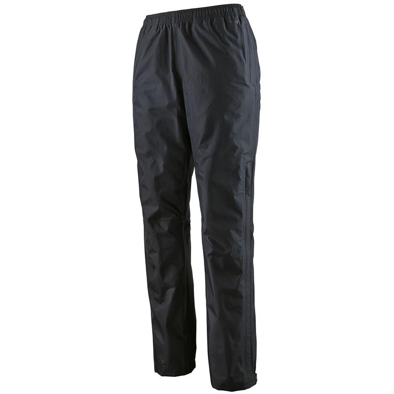 Patagonia Torrentshell 3L Pants S Skallbukse, dame, Black