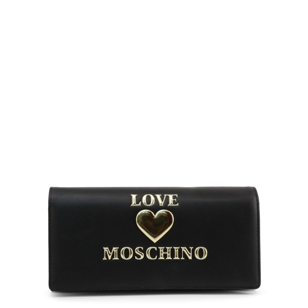 Love Moschino Women's Clutch Bag Various Colours JC5612PP1BLE - black NOSIZE