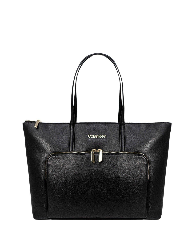 Calvin Klein Women's Handbag Various Colours 269988 - black-1 UNICA