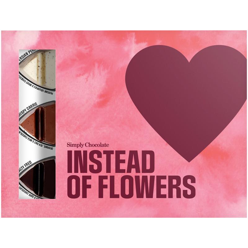 Simply Chocolate: Instead Of Flowers - 71% rabatt