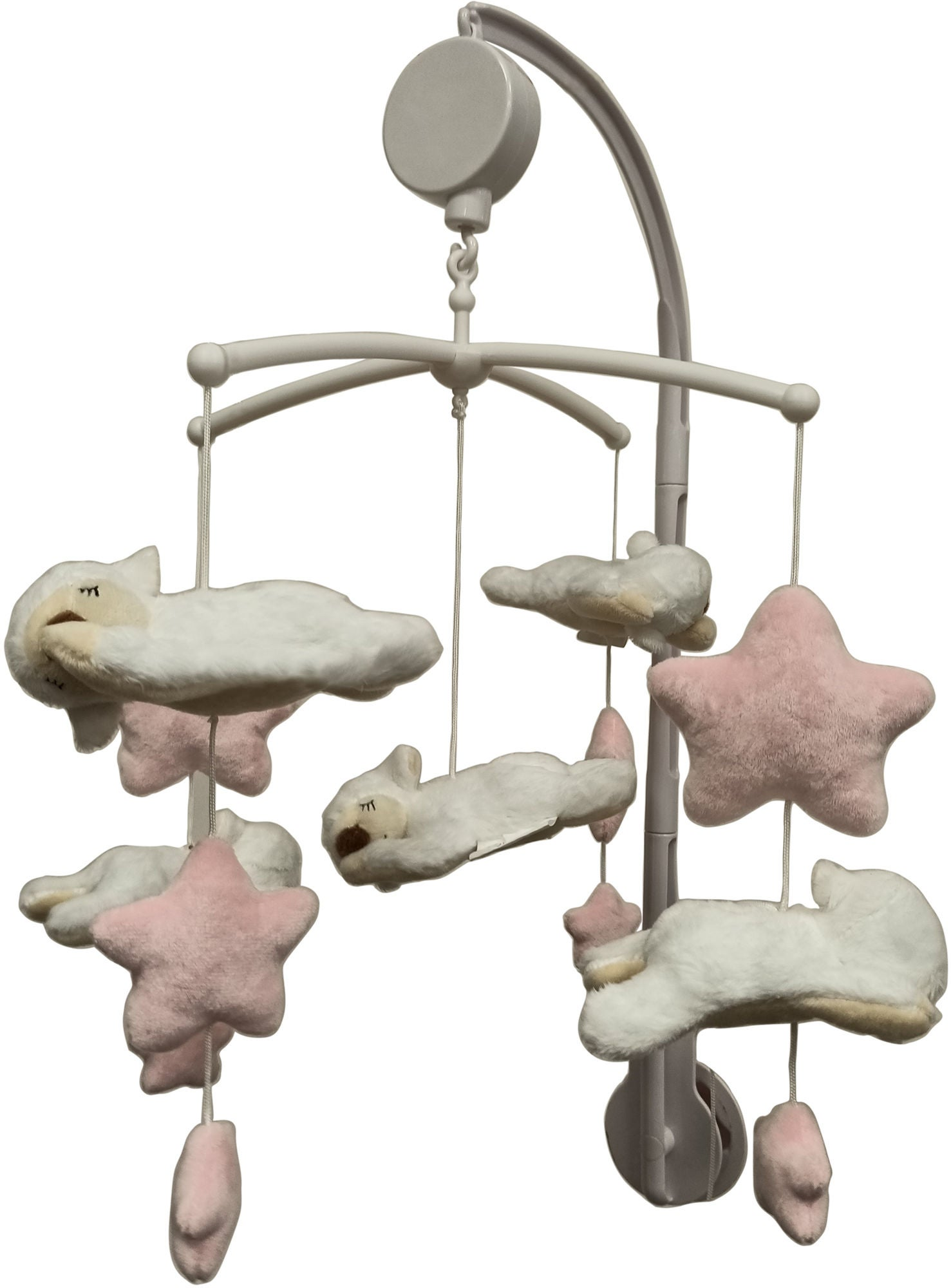 Alice & Fox Mobile Lammas, Vaaleanpunainen