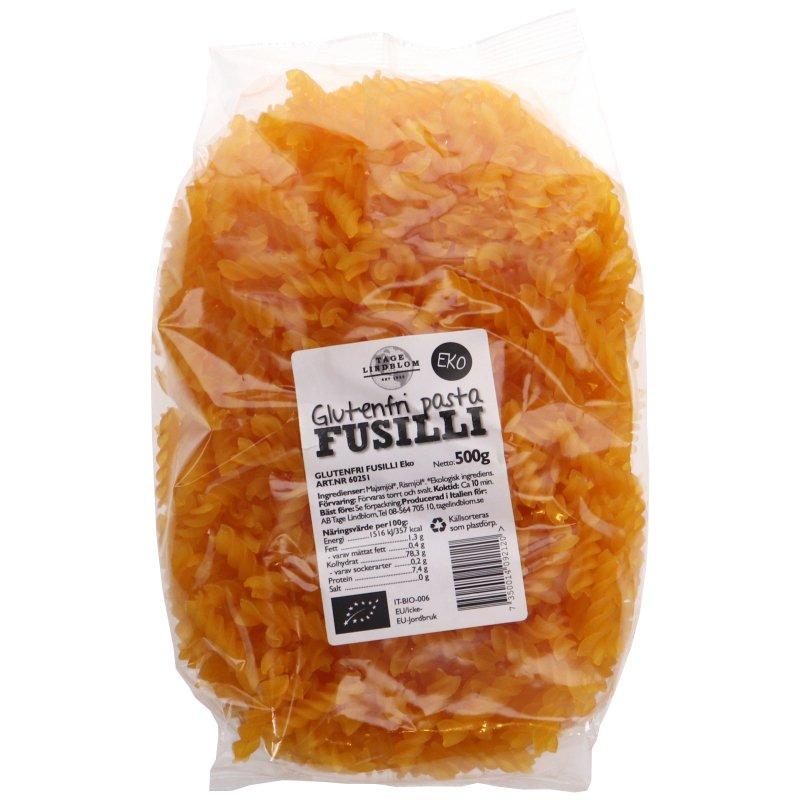 Eko Glutenfri Pasta Fusilli - 27% rabatt