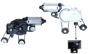 Pyyhkijän moottori, Takana, LAND ROVER FREELANDER 2, LR002243, LR033226