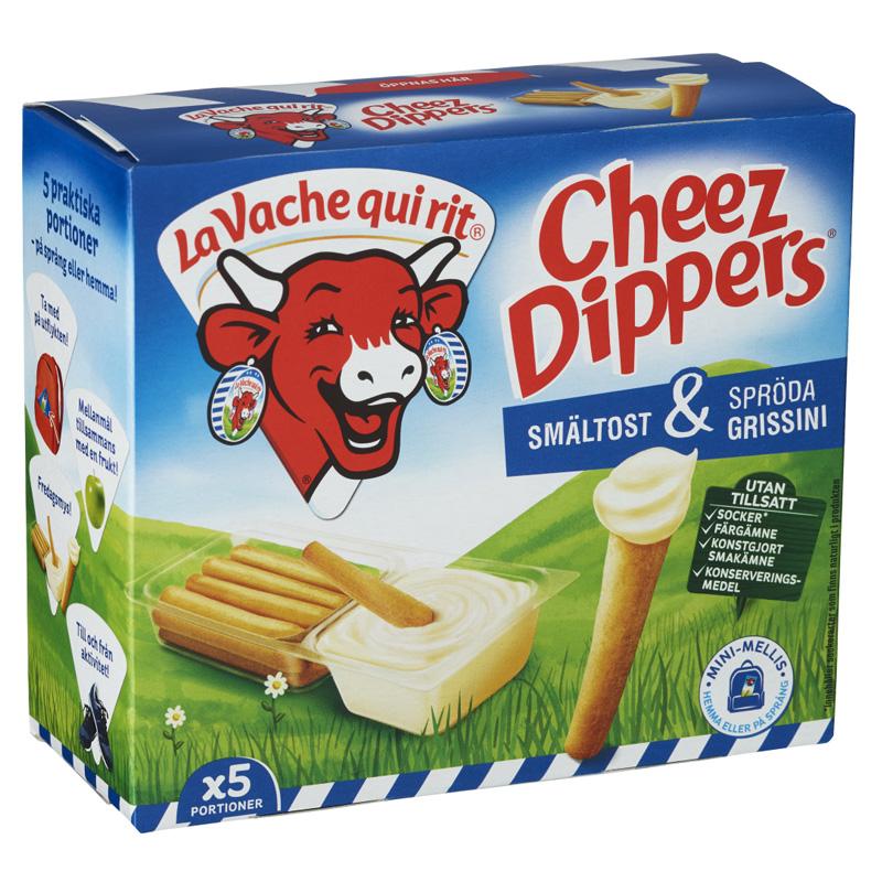 Cheez Dippers - 21% rabatt