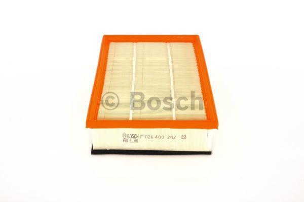 Ilmansuodatin BOSCH F 026 400 202