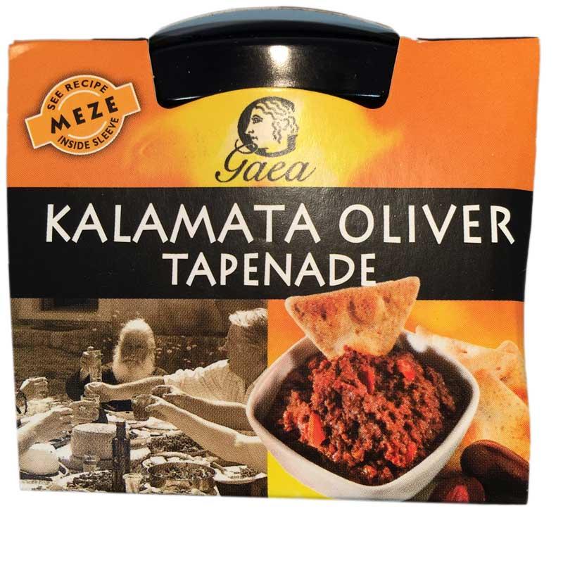 Tapenade Kalamata oliver - 67% rabatt