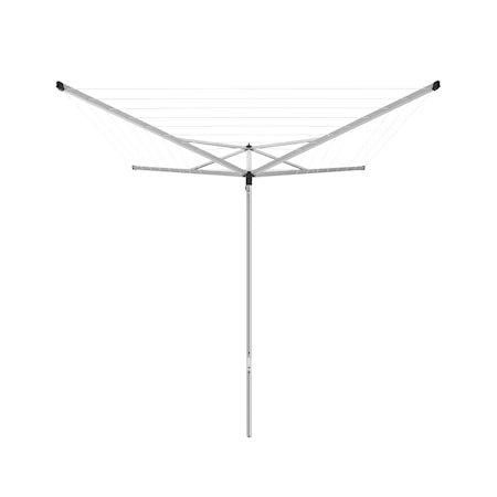 Torkvinda Split Pole Essential Grå 188 cm