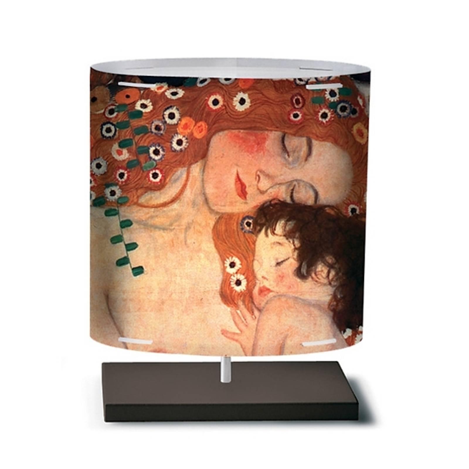 Klimt II - pöytävalaisin