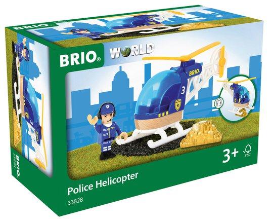 Brio 33828 Politihelikopter