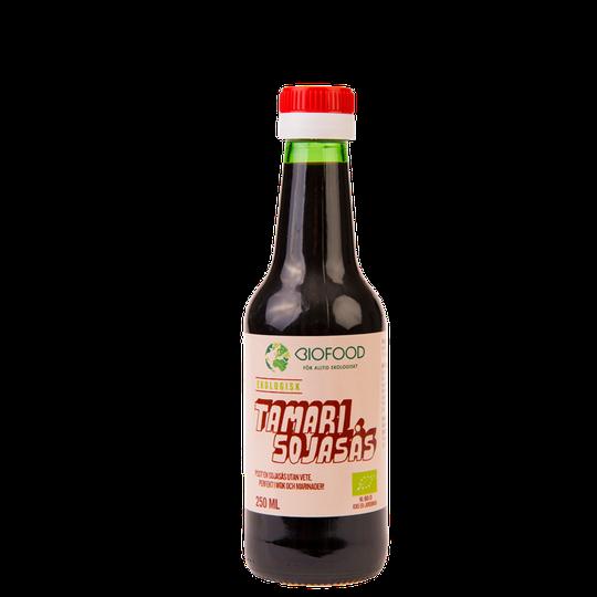 Tamari Sojasås Ekologisk, 250 ml
