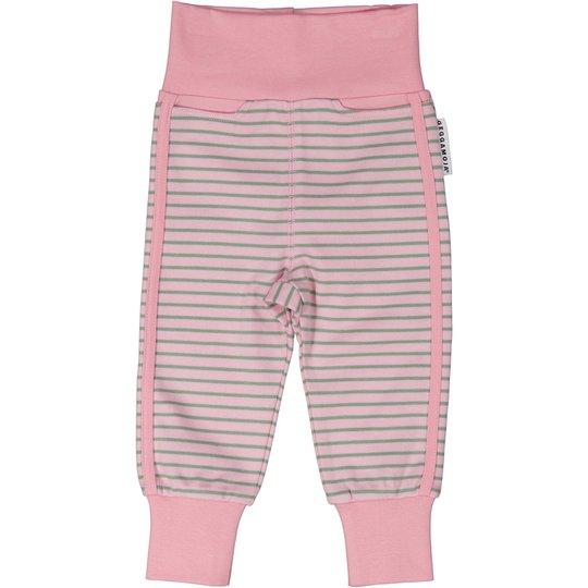 Geggamoja Bukse, Candy Pink Stripe, 50-56