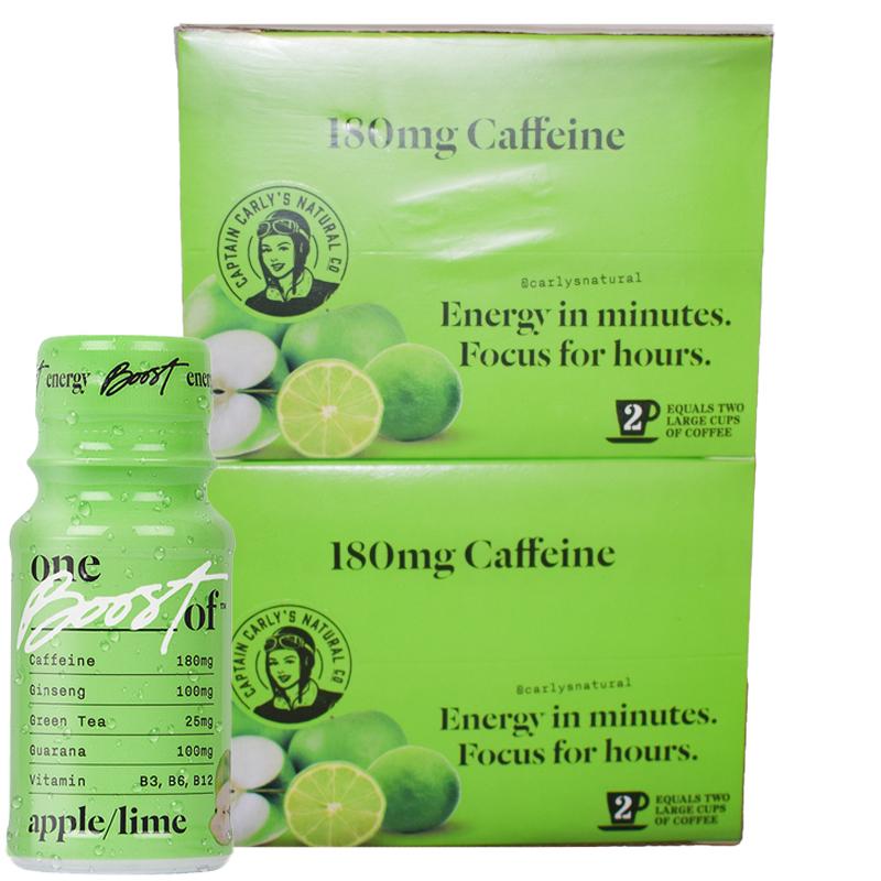 Energishot Äpple & Lime 24-pack - 67% rabatt