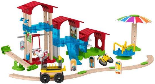 Fisher-Price Wonder Makers Design System Slide & Ride Schoolyard