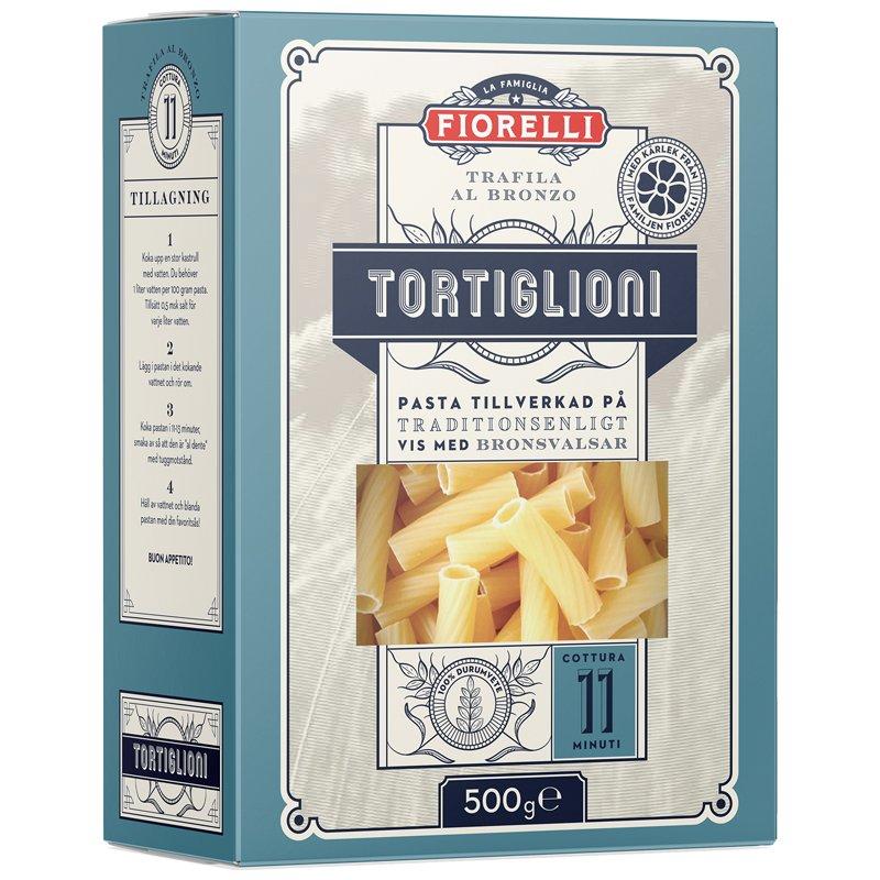 Pasta Tortiglioni - 13% rabatt