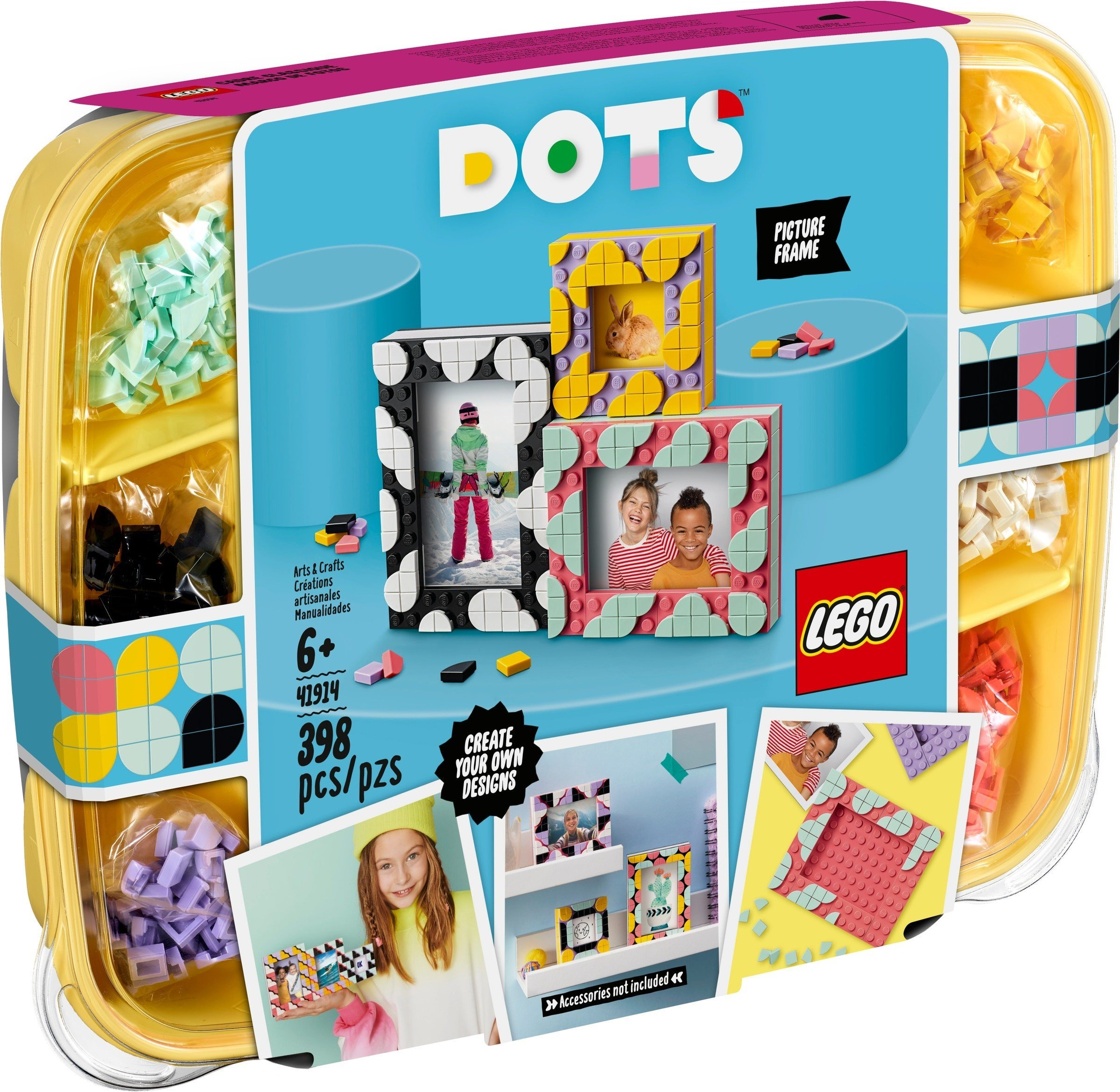 LEGO Dots - Creative Picture Frames (41914)