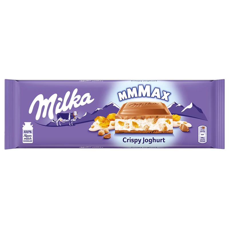 Milka Mmmax - Crispy Yoghurt 300g