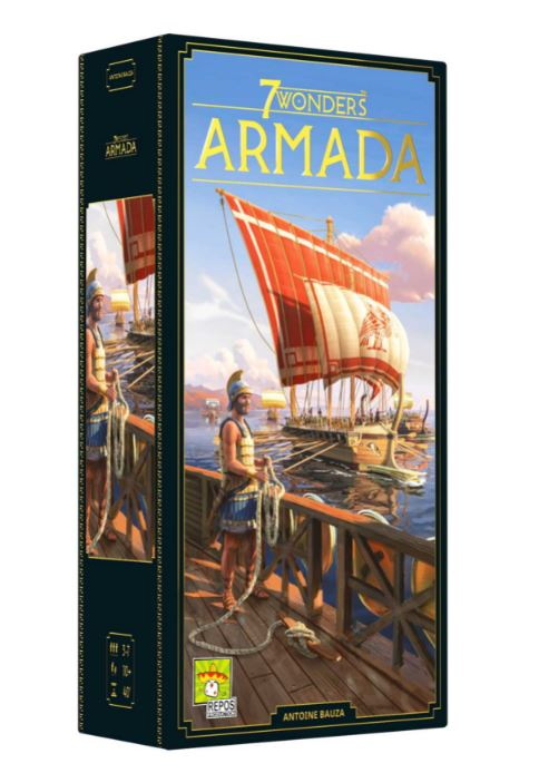 7 Wonders - Armada Nordic V2 (REP7WARSC)