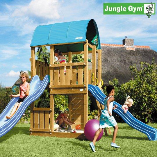 Jungle Gym Lekestativ Farm Inkl. Sklie