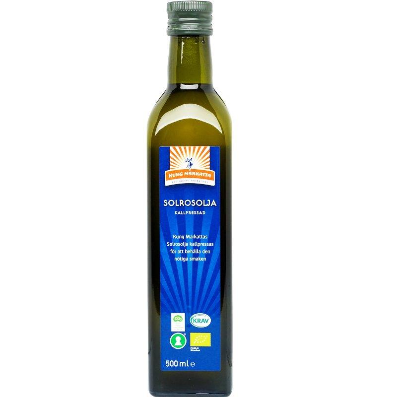 Eko Solrosolja - 55% rabatt