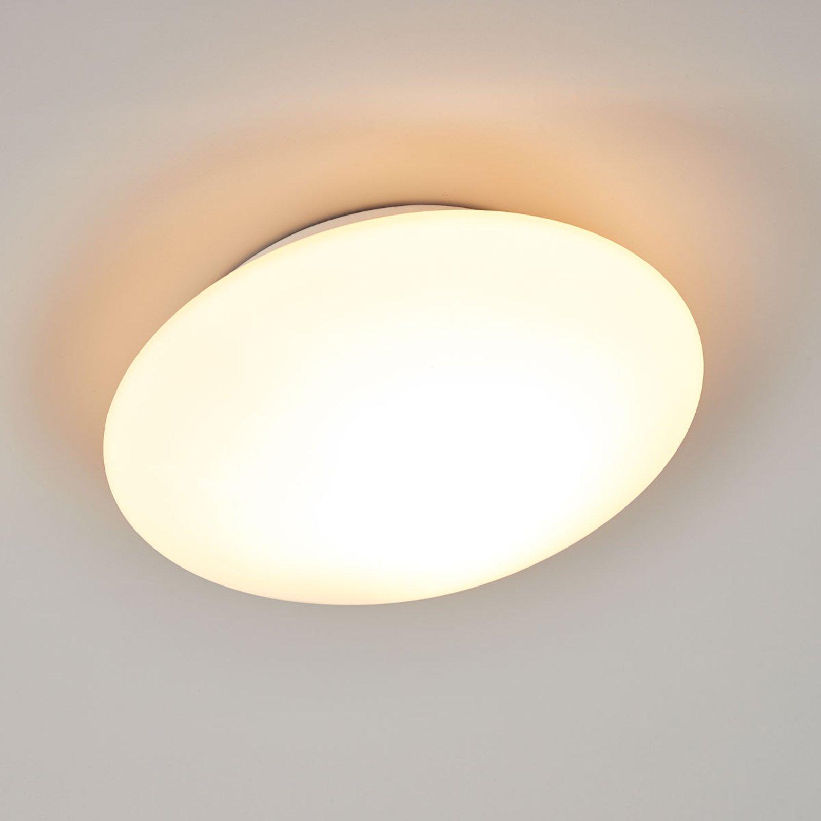 OPAL taklampe i glass 25 cm