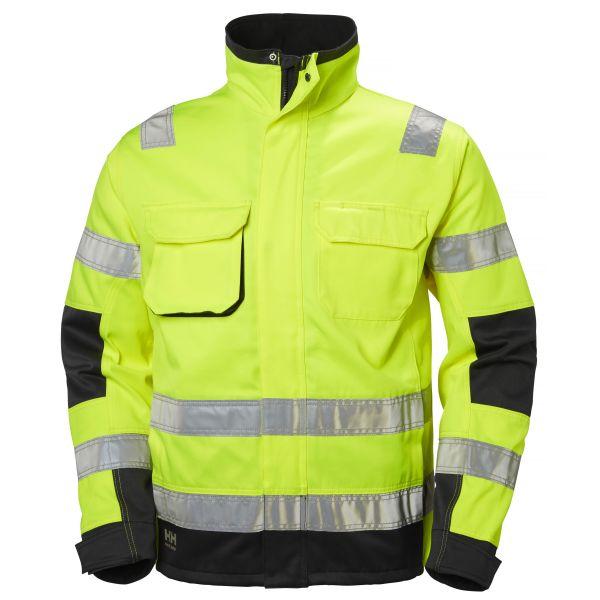 Helly Hansen Workwear Alna Jacka varsel, gul/svart S