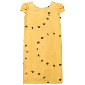 The Animals Observatory Giraffe Klänning Yellow Stars 2 år