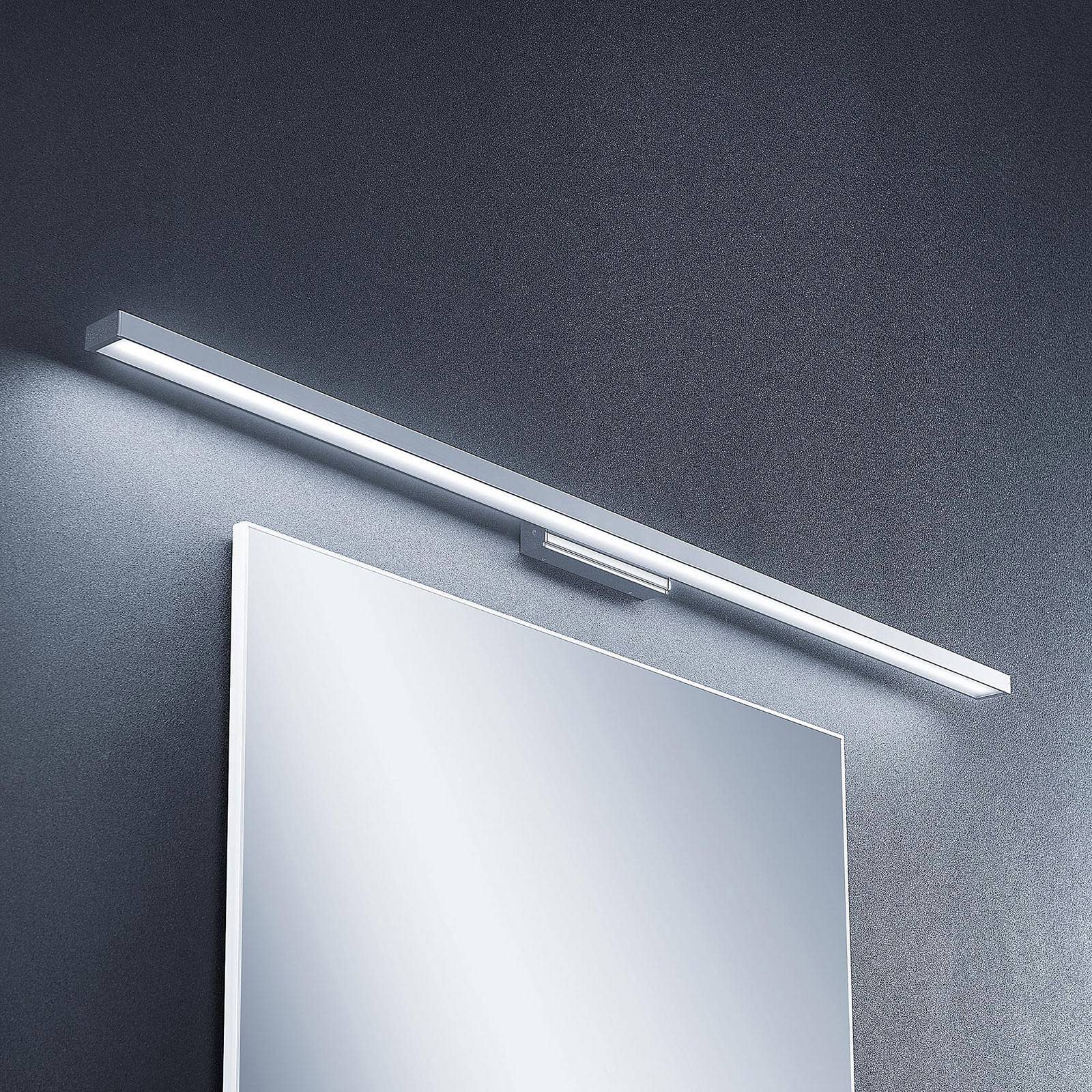 Lindby Alenia -kylpyhuoneen LED-peililamppu 120 cm