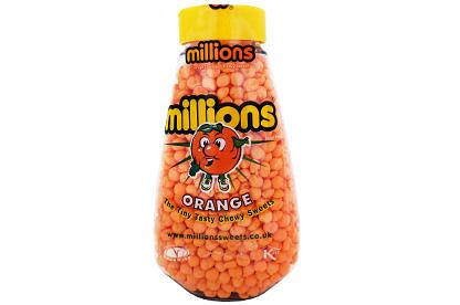 Millions Gift Jar Orange 227g