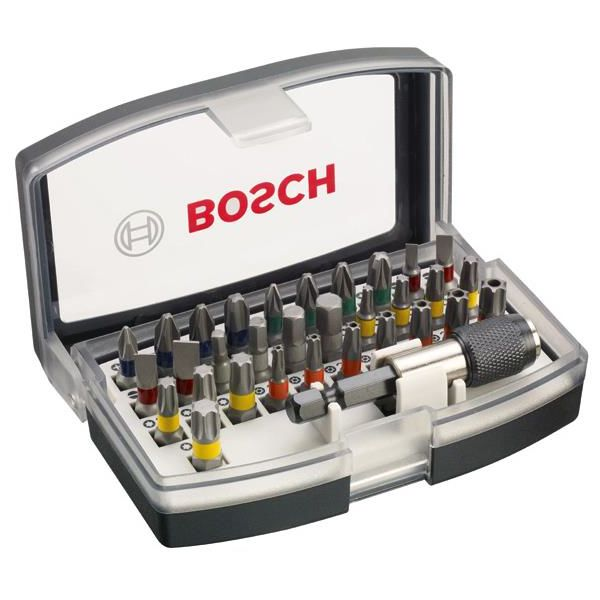 Bosch 2607017319 Bitssett 32 deler