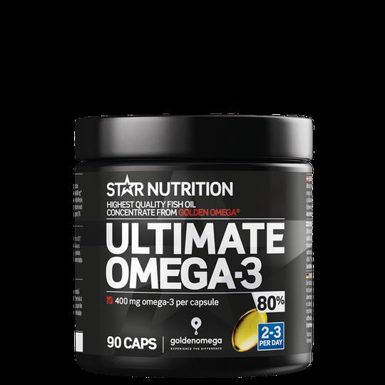 Ultimate Omega-3, 80%, 90 caps