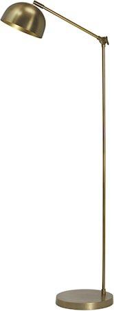 Brighton Gulvfot Messing 123–154 cm
