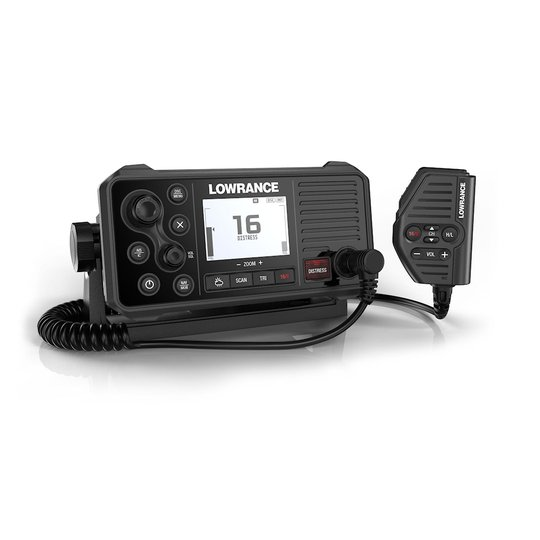 Lowrance LINK-9 VHF-radio