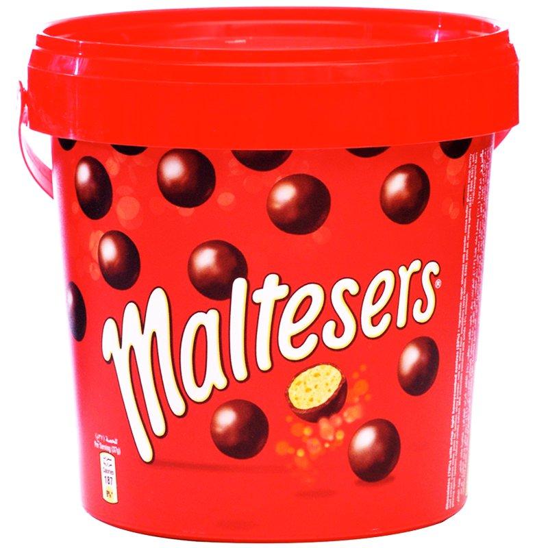 "Godis ""Maltesers"" 400g - 29% rabatt"