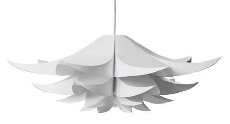 Norm 06 Lampe Hvit L