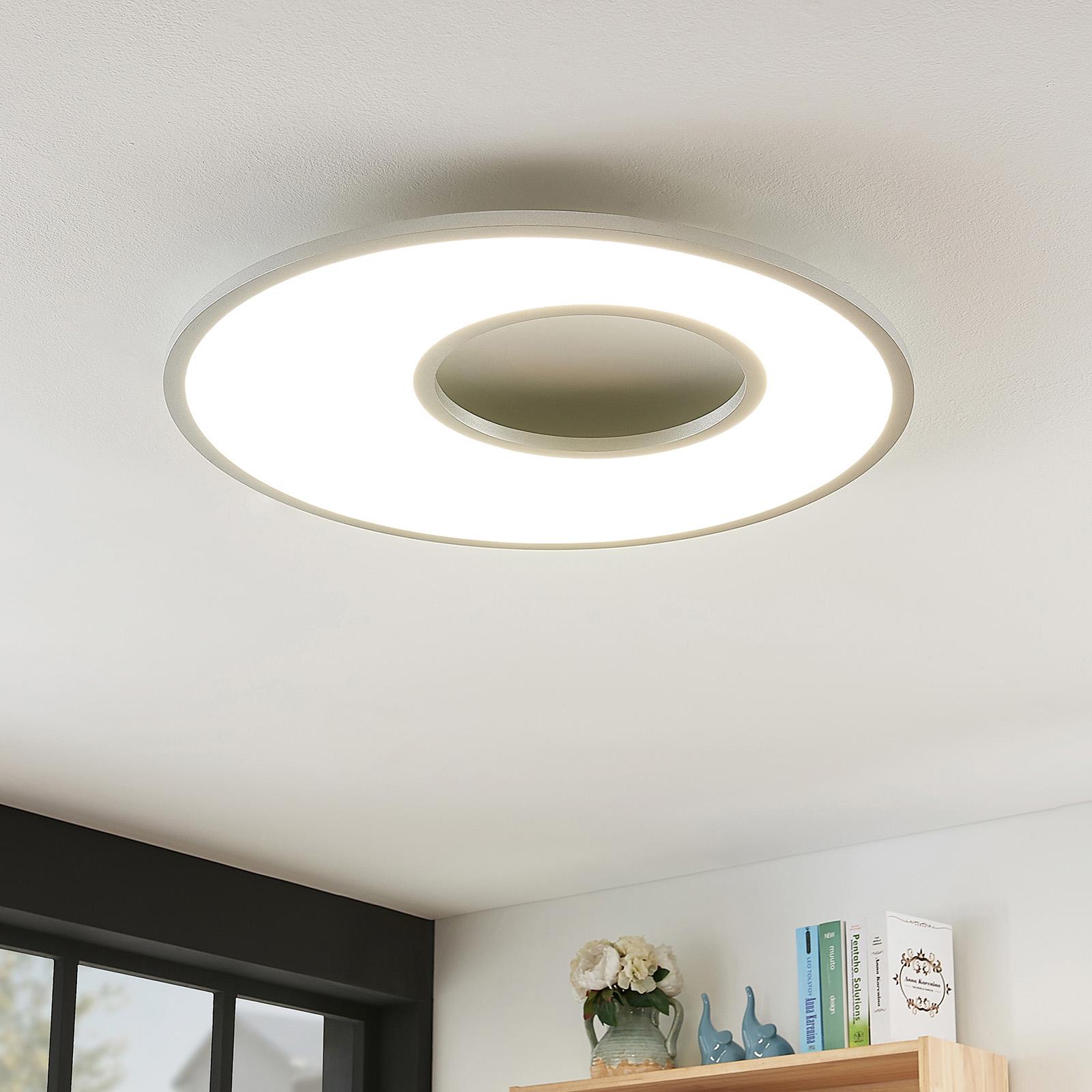 LED-kattovalaisin Durun, CCT, pyöreä, 60 cm