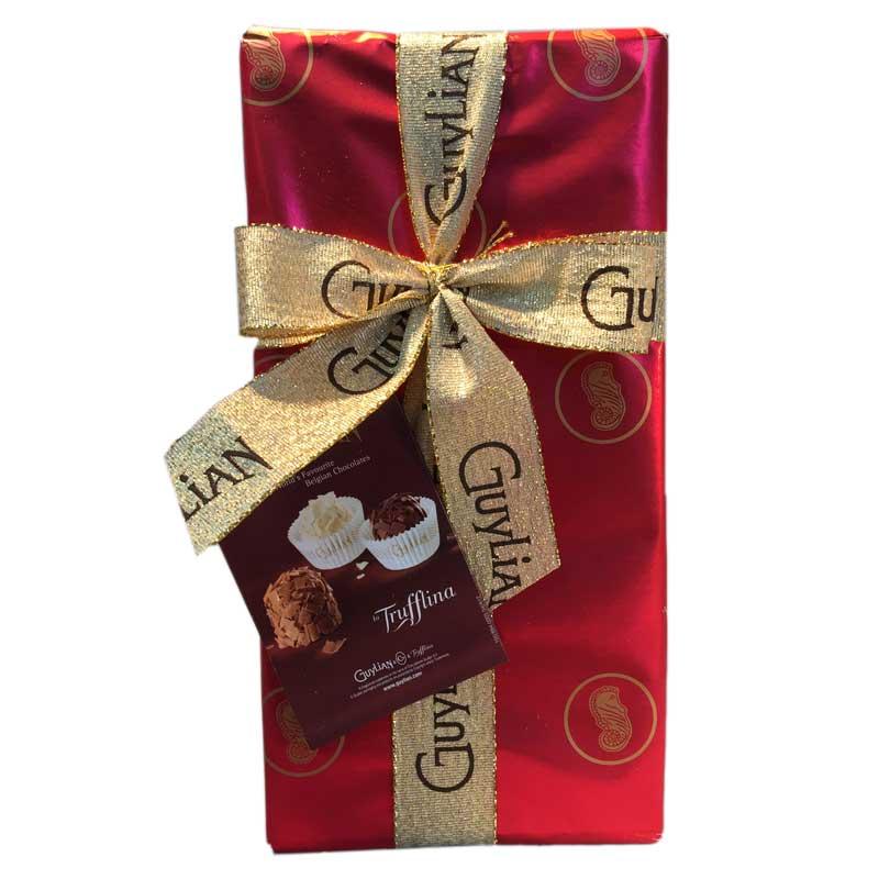 Chokladask trufflina - 86% rabatt