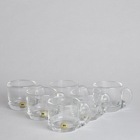 Reijmyre Glasbruk - SÅLD Punschglas 6 st