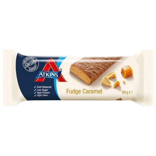 """Proteiinipatukoita """"Fudge & Caramel"""" 60g - 20% alennus"""