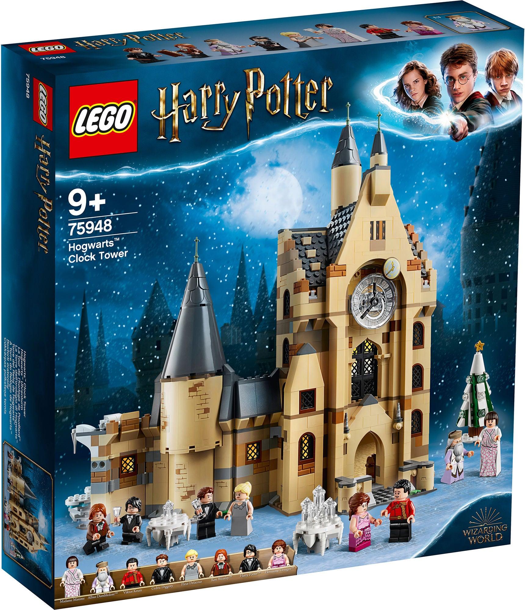 LEGO Harry Potter 75948 Tylypahkan Kellotorni